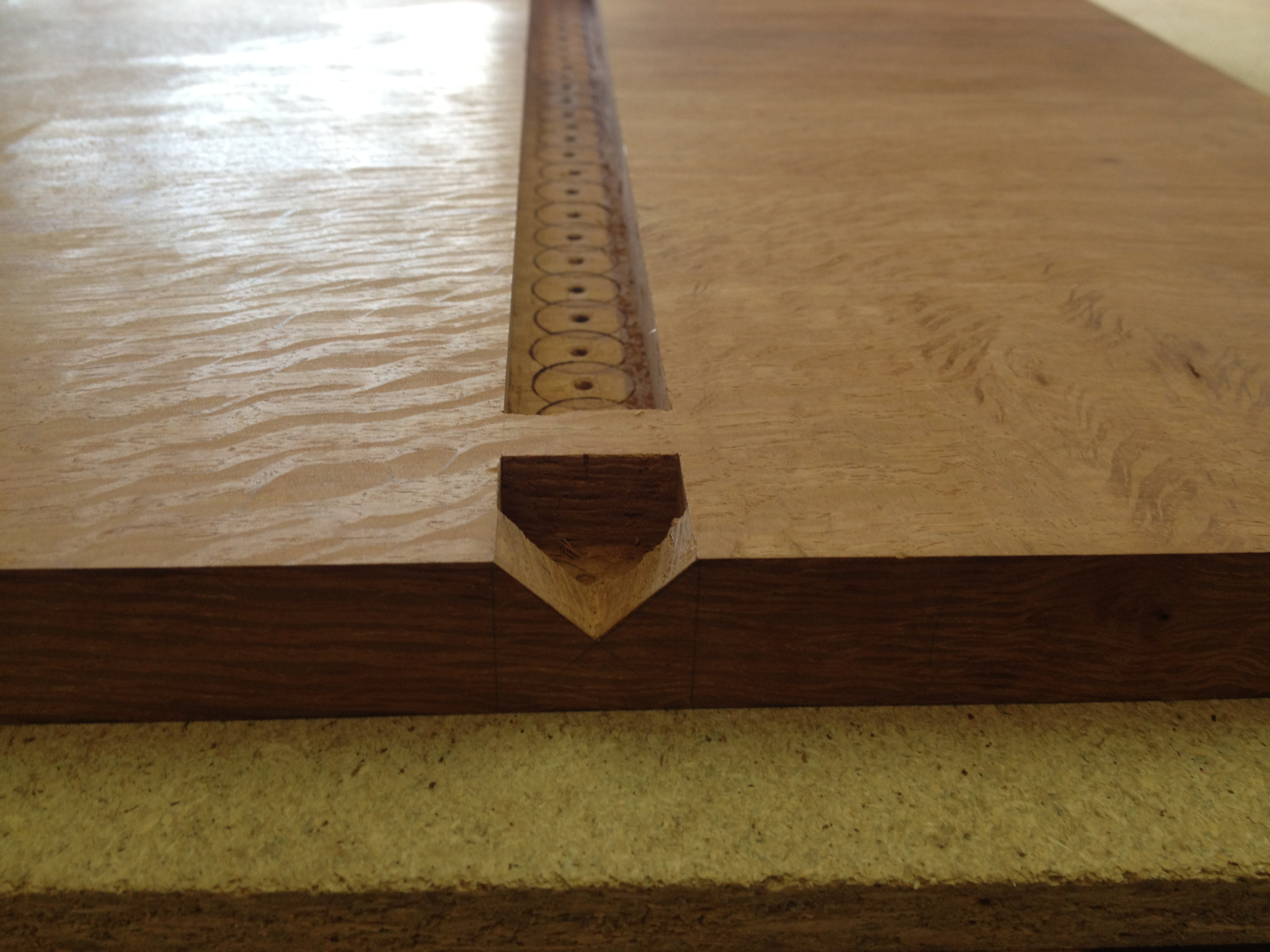 Forming Joints On Heirloom Furniture